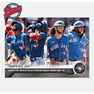 Toronto Blue Jays - 2021 MLB TOPPS NOW Card 351 Bichette Guerrero Presale