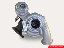 Exchange turbo 454216 Opel Astra Signum Vectra Zafira 101 CV Garrett