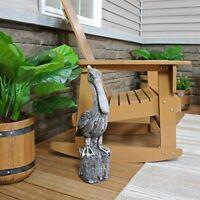 """Sunnydaze Outdoor Garden Statue Pelican's Perch Nautical Lawn Patio Decor - 22"""""""