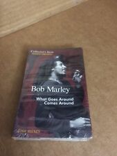 BOB MARLEY WHAT GOES AROUND COMES AROUND FACTORY SEALED CASSETTE SINGLE