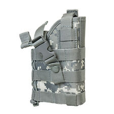 ACU Camo MOLLE Belt Holster Fits S&W 4006 4506 CZ75 FN FNS FNX 9 40 45 Pistols