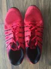 Men's Nike Air Max Dynasty Size 12 Red & Black, Athletic Tennis Shoes 816747-600