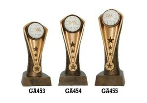 "GAA.Trophies | Gaelic | Hurling | Heavyweight Resin Awards | 7 1/2"""