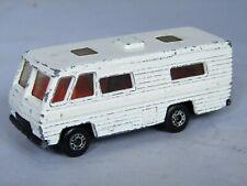 MATCHBOX MOBILE HOME LESNEY ENGLAND 1980 MODEL NO 54