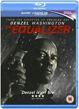 The Equalizer Blu ray New & Sealed 5051124251699