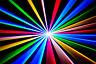 RGB Bright Full Colour Laser Light  4 disco DJ Nightclub effects red green blue