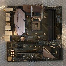 INTEL I7-7700K + Asus ROG Strix Z270G