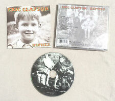ERIC CLAPTON - REPTILE / CD ALBUM (ANNEE 2001)
