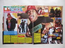 LL Cool J Europe Tempest Roxette Gessle Abba Benny Run DMC clippings Sweden