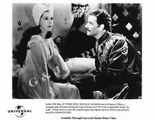 RONALD COLMAN in 'IF I WERE KING' - Vintage Glossy 8x10 Photo Repro