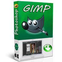 NEW 2019 Professional Photo Image Editing Software-GIMP | Mac/PC Full Version