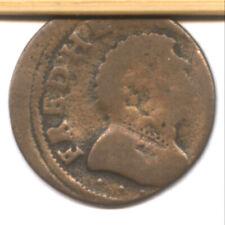 1641 French States.Orange. Off Center Fredrick Henry of Nassau Double Tournois