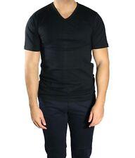 Herren T-Shirt Unterhemd Muga Gr.3XL Schwarz