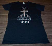 WOMEN'S TEEN FRIGHTENED RABBIT Band T-shirt SMALL NEW