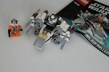 LEGO 75032 Star Wars Microfighters Series 1 X-Wing Fighter vollständig