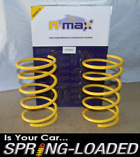 A-MAX Lowering Springs for Peugeot 106 Rallye 1.6 1996-On -30mm