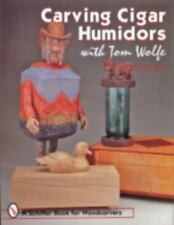 Carving Cigar Humidors (Schiffer Book for Woodcarvers)