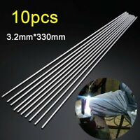 10x Aluminium Brazing  Welding Sticks Rods Wire for Repair Soldering 330x3.2mm