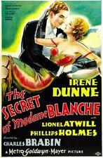 The Secret of Madame Blanche - 1933 - Irene Dunne Lionel Atwill Pre-Code DVD