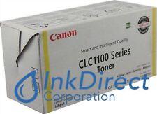 Genuine Canon F423131700 1441A003AA CLC1100 Toner Cartridge Yellow
