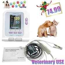 CONTEC  VET Veterinary Digital Blood Pressure Monitor NIBP CUFF SPO2 CONTEC08A