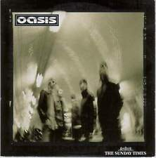 OASIS: PROMO CD: 6 AUDIO TRACKS + 2 VIDEOS (2002) HELLO, HUNG IN A BAD PLACE ETC