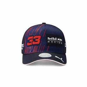 Red Bull Racing F1™ Max Verstappen Kids Baseball Cap 2021