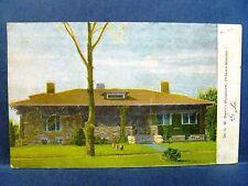 Postcard KS Ottawa Dr. G.W. Davis's Bungalow