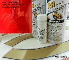 Honda CB750 K2 Color Laque Paint Decal Stripe Kit Set Candy Ruby Red R-4C