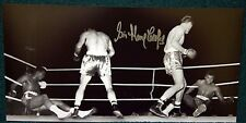 Henry Cooper Signed Boxing Photograph