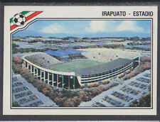 Panini - Mexico 86 World Cup - # 23 Irapuato - Estadio