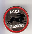 RARE PINS PIN'S .. SPORT CHASSE HUNTING ACCA LAPIN RABBIT PLANCOET 22 ~B7