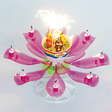 Musik Kerze Geburtstagskerze Kinder Feuerwerk Happy Birthday