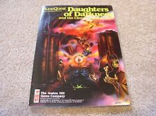 RuneQuest Daughters of Darkness & Chronicles of Santon