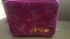 Harry Potter Lunch Box + Thermos 2001 Quidditch Soft Cover Warner Brothers