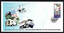 New Zealand 1995 FDC 50th Anniversary of the United Nations