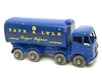 Matchbox Lesney No.10c Foden Sugar Container Truck (RARE CROWN DECAL TO REAR)