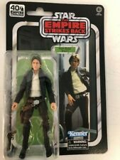 Star Wars Han Solo (Bespin) 6-inch TESB 40TH Anniversary Collectible Figure