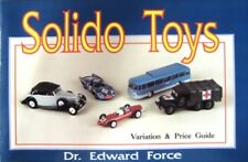 Solido Toys catalogue price guide book Force Schiffer vintage model car