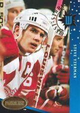 1993-94 Parkhurst Hockey East/West Stars #W5 Steve Yzerman Detroit Red Wings