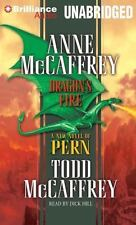 DRAGON'S FIRE unabridged audio book on CD by ANNE McCAFFREY - Brand New 12 hours