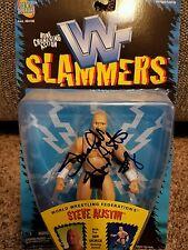 WWF/ WWE Autographed Stone Cold Steve Austin w/ COA