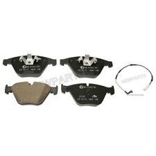 For BMW E90 E91 E92 Set of Front Disc Brake Pads Ate Ceramic & Sensor KIT