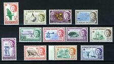 Elizabeth II (1952-Now) Mint Hinged Cayman Islands Stamps
