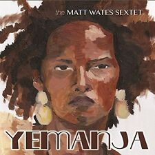 Yemanja - Matt Wates (2015, CD NEU)