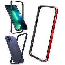 """Bumper EVO per Apple iPhone 13 Pro 6.1"""" custodia TPU+METALLO cover bordo frame"""