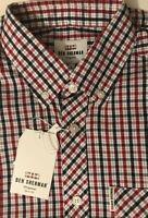 Ben Sherman Mens Classic Shirts Size S RRP£55