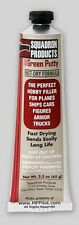 GREEN PUTTY - Squadron Products / MMD Tube #9050 - NEW - FREE SHIPPING