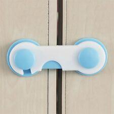 Baby Kids Box Drawer Cupboard Cabinet Wardrobe Door Fridge Safe Safety Lock SM