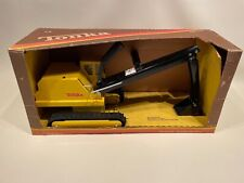 Vintage Toy Tonka Usa #2972 Crawler Backhoe W/Box